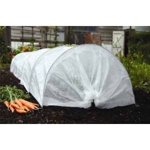 White Non-Woven Crop Cover 5.25 Feet x 400 Meter