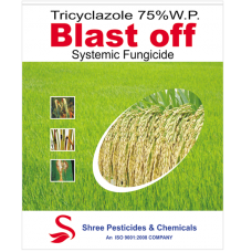 Blast Off -Tricyclozole 75%WP fungicide