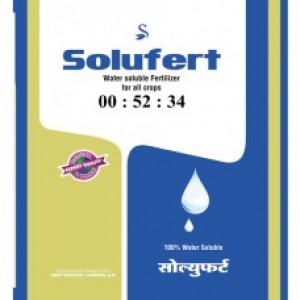 00-52-34 (Mono Potassium Phosphate) Water Soluble Fertiliser